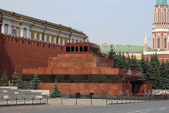 Террористический акт в Мавзолее Ленина