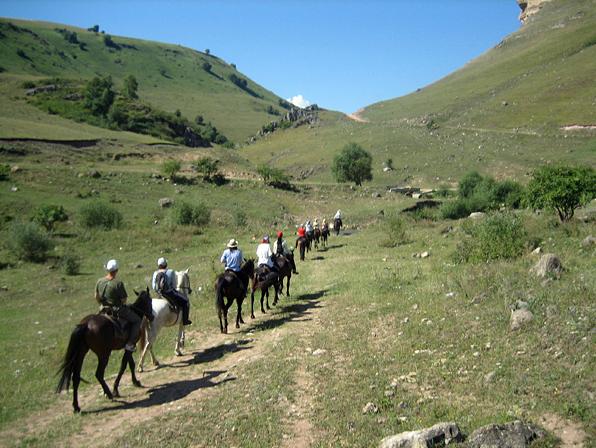 О перспективах развития туризма на Кавказе