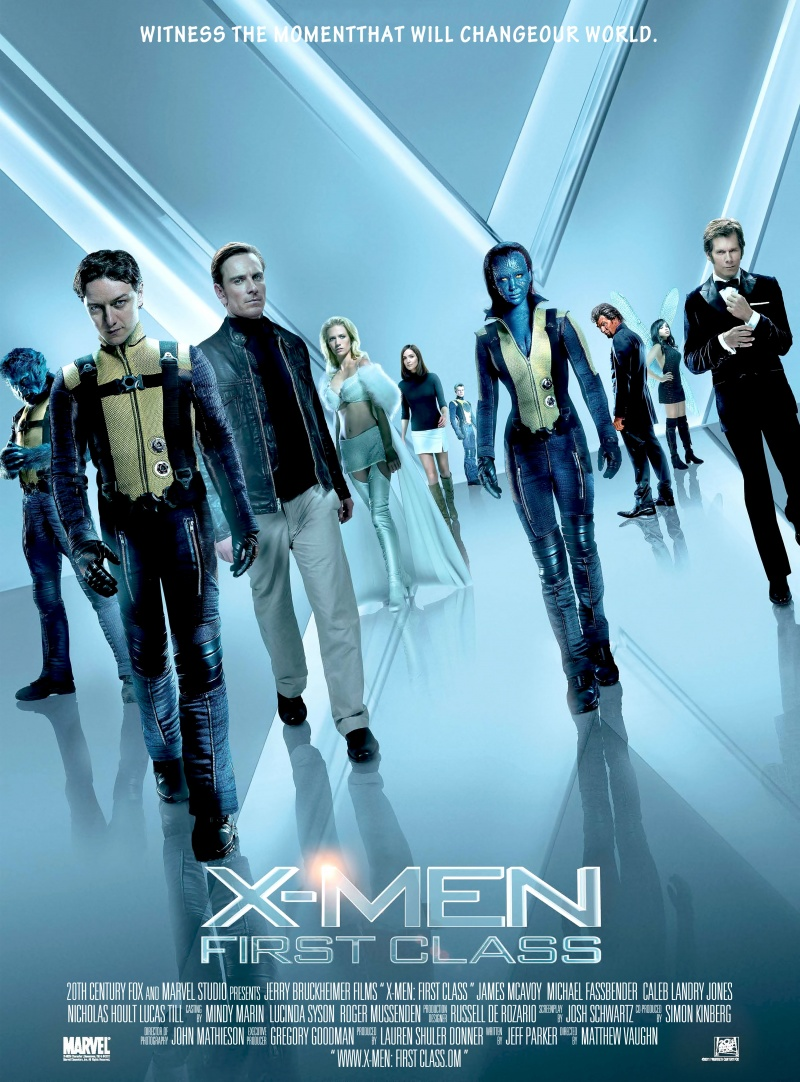 Фильм Люди Икс: Первый класс