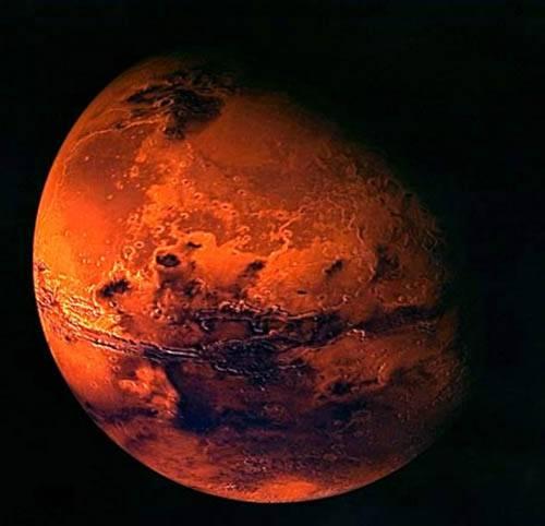 Жизнь на марсе - Марсианский грунт
