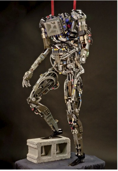 Военный андроид PETMAN