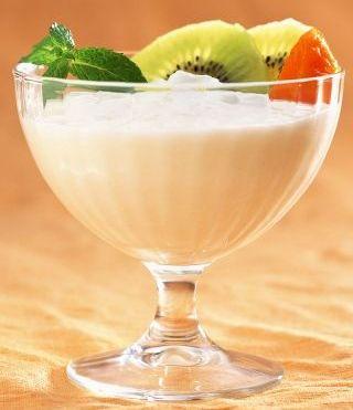 Йогуртовый коктейль