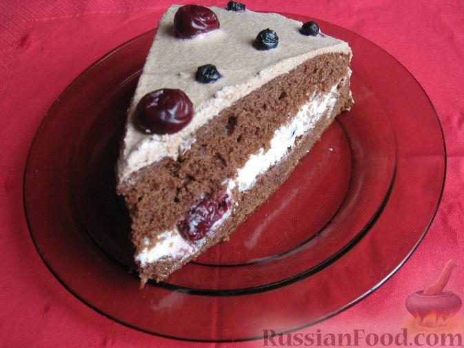 Рецепт пражското торта