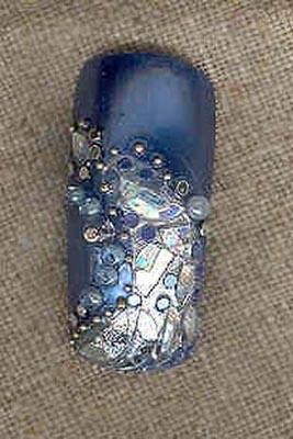 Фото дизайна ногтей.