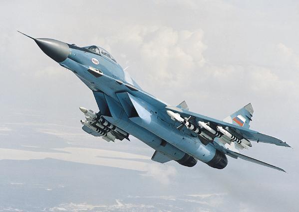6 октября 1977 года состоялся первый полет истребителя МиГ-29