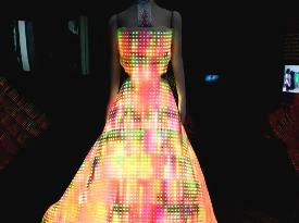 Гаджет - платье