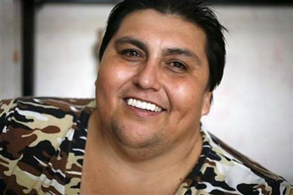 Самый толстый человек в мире (фото).