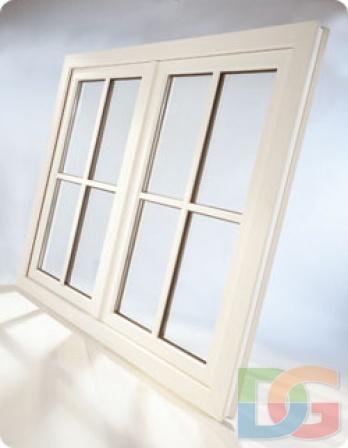 пластиковыми окнами