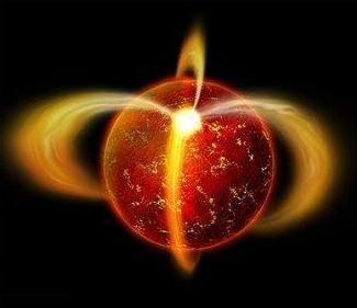 Обнаружен самый молодой пульсар