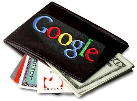 Пластиковые карты Google Wallet