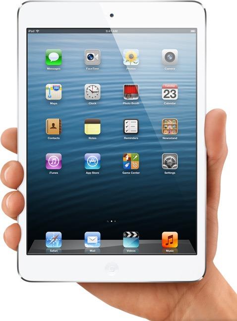 Как устроен новый Ipad Mini