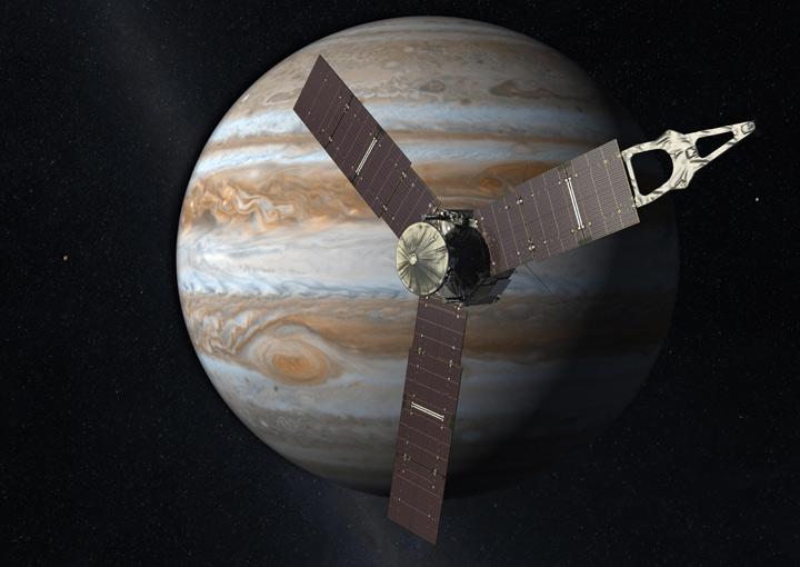 Новости космоса. Космический аппарат NASA