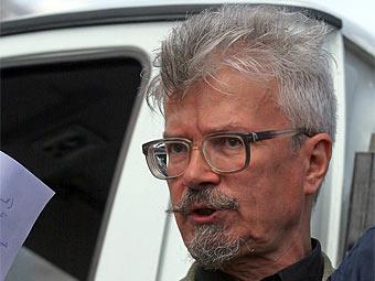 Эдуарда Лимонова арестовали
