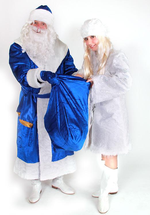 Как выбрать Деда Мороза для детского праздника