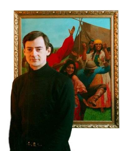 Русские художники: Николай Бессонов