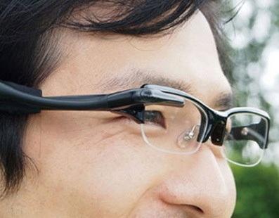 Альтернатива Google Glass – Olympus MEG4.0