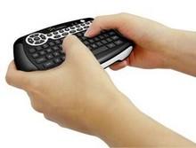 Миниатюрная мультимедийная беспроводная клавиатура.