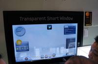 Окно-дисплей от Samsung