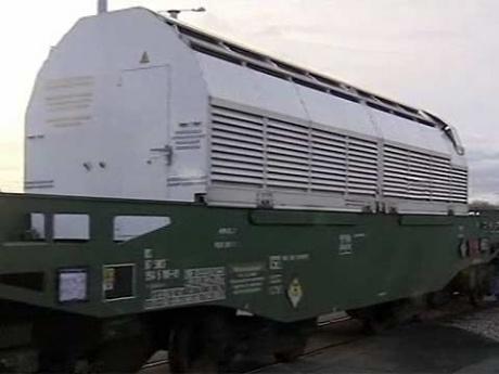 Поезд с ядерными отходами проедет через 15 городов России