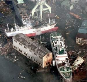 Как выжить при цунами
