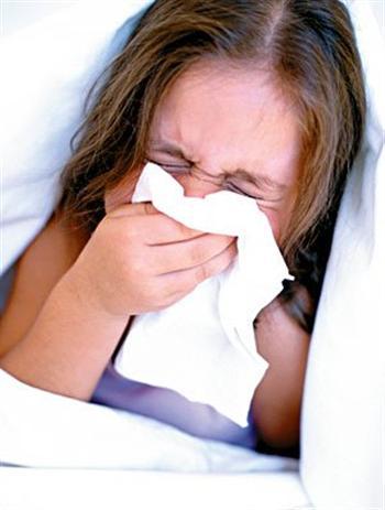 Как вылечить насморк и ОРВИ