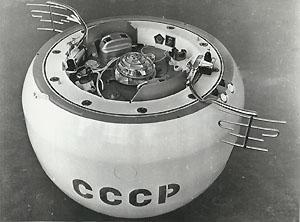 Советская космическая станция «Венера-4» достигла планеты Венера