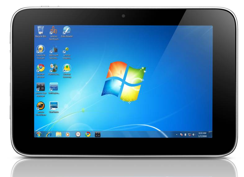 IdeaPad P1 - новый планшетник от Lenovo