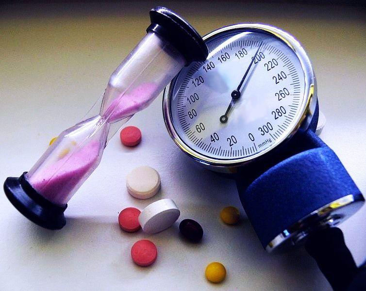 Некоторые препараты повышают давление