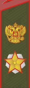 Звания. Маршал Российской Федерации