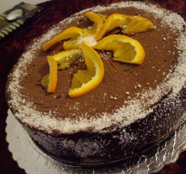 Постный торт рецепты