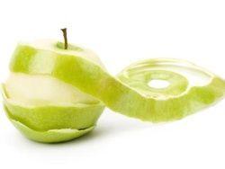 Яблочная кожура поможет снизить давление