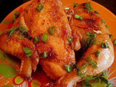 Курица: Рецепты из курицы