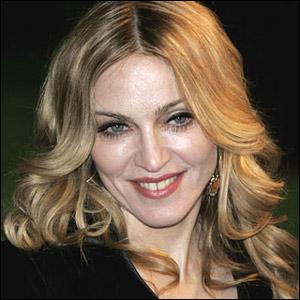 Мадонна получила Золотой глобус