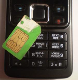 В России операторы будут привязывать сим-карты к конкретному аппарату