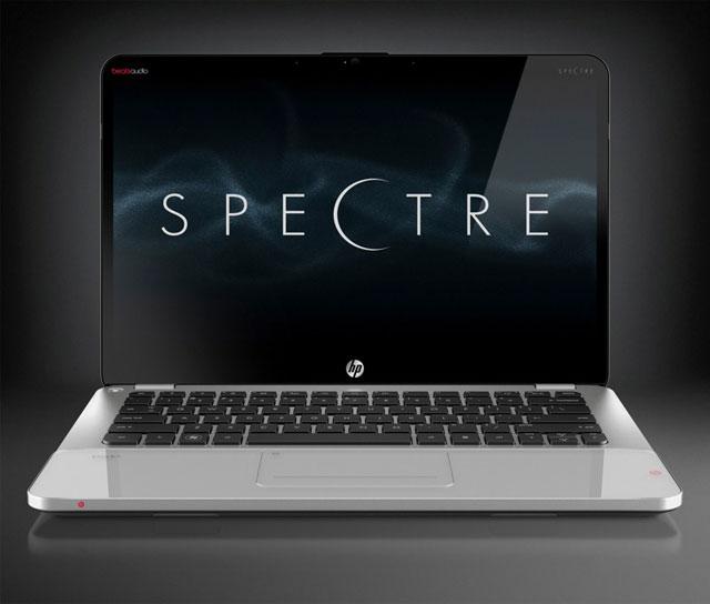 Новый ноутбук HP Envy 14 Spectre