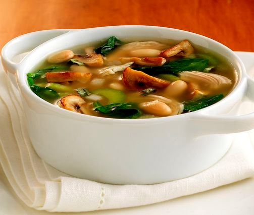 Постный суп рецепты