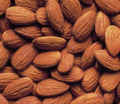 Миндаль помогает снизить уровень холестерина