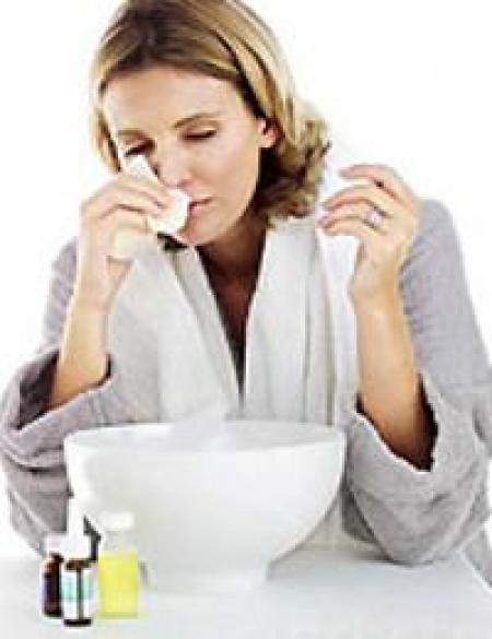 Грипп. Лечение гриппа народными средствами.