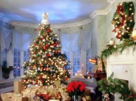 Новый год 2013: Как украсить дом к новому году