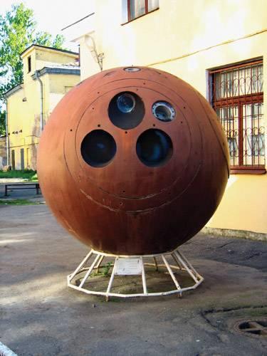 Советский разведывательный спутник