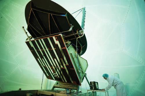 Sar-Lupe – радар с синтезированной апертурой