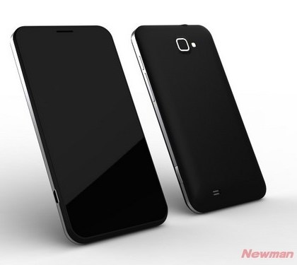 Newman N2 – смартфон с 4-ядерным процессором