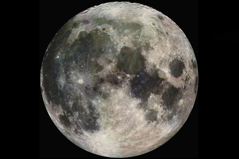 Выдвинута новая теория магнитного поля Луны