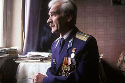 Подполковник Станислав Евграфович Петров