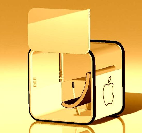 Транспорт «Apple Car»