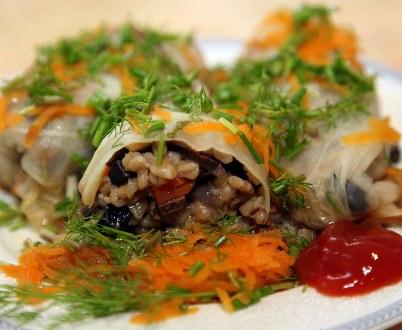 Рецепты грибных супов от наших кулинаров  простые и