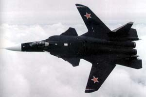 """СУ-47 """"Беркут"""""""