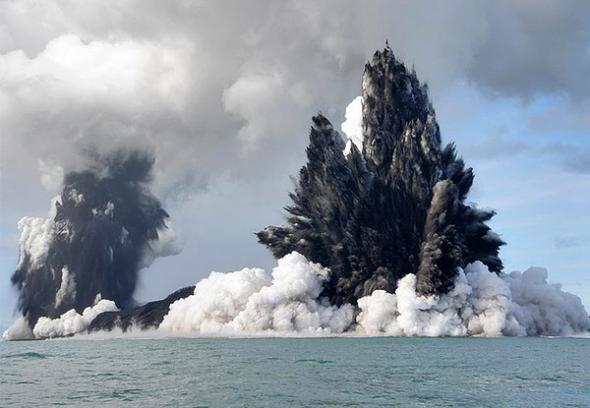 фотографии вулканов