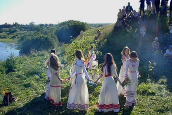 Июльские праздники России