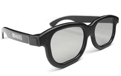 Странные гаджеты: Очки преобразующие 3D в 2D
